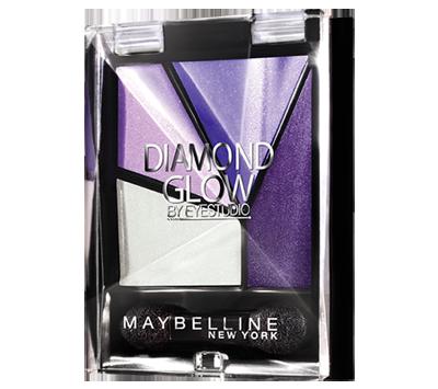 Maybelline Diamond Glow è una combinazione di ombretti scintillanti