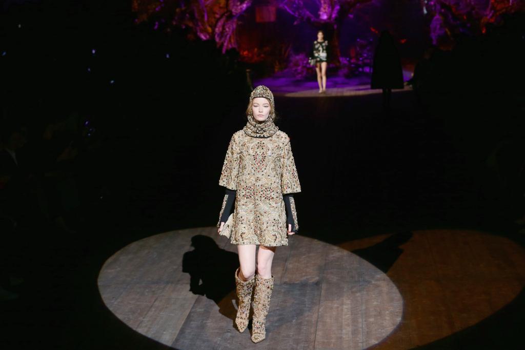 Femminile e delicata, la proposta Dolce & Gabbana