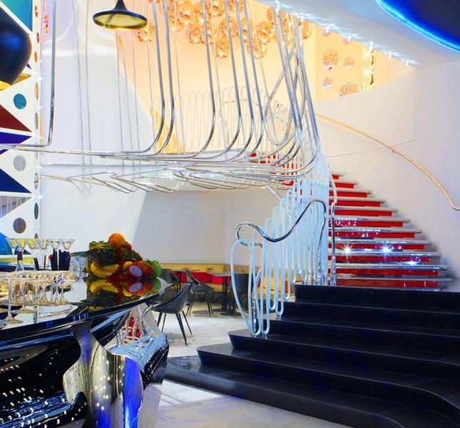 Interno Hotel Boscolo
