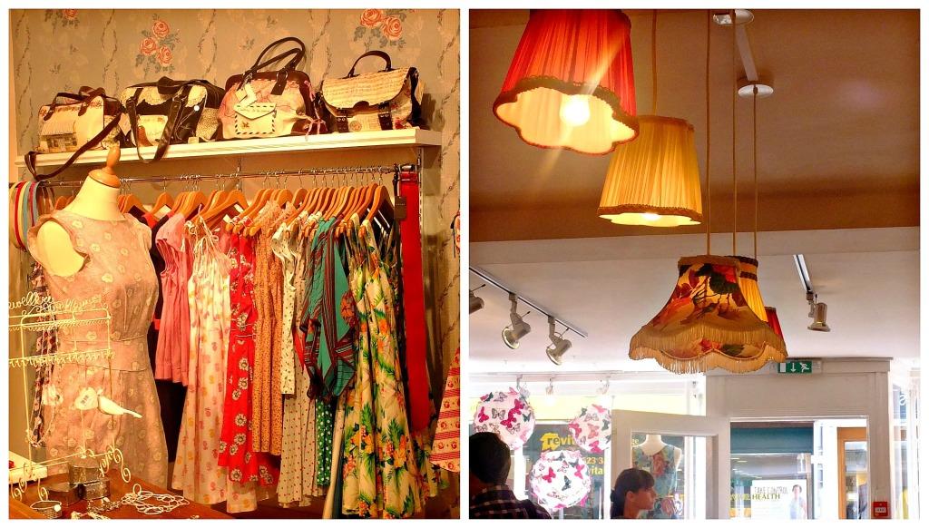 Lilac Rose: tantissimi i colori e le stampe per abiti, cardigan, magliette e accessori, come borse bauletto, bustine e persino set di valigie da viaggio