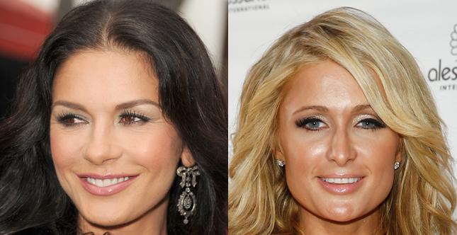 Da Catherine Zeta Jones a Paris Hilton, il make up delle star è ricco di trucchi - tutti da copiare - per valorizzare gli occhi piccoli