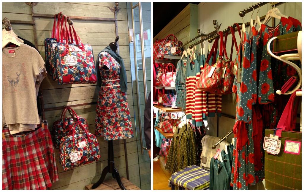 Ness: anche la fantasia floreale e le righe fanno la loro comparsa su abiti, borse e pullover per affrontare i primi freddi autunnali