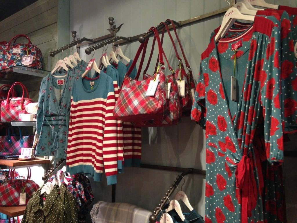 Ness: via libera quindi al cashmere, la calda lana simbolo della lunga tradizione scozzese