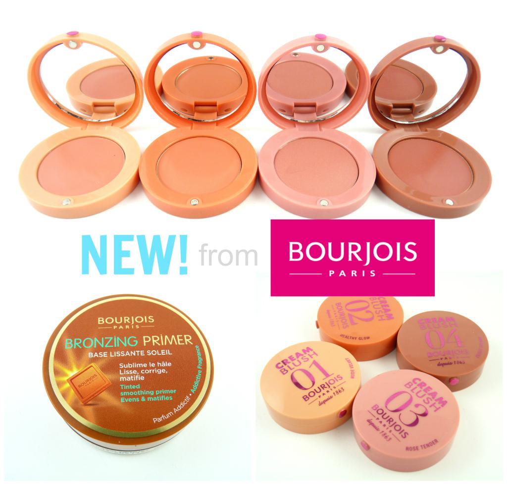NewBourjois CreamBlushes