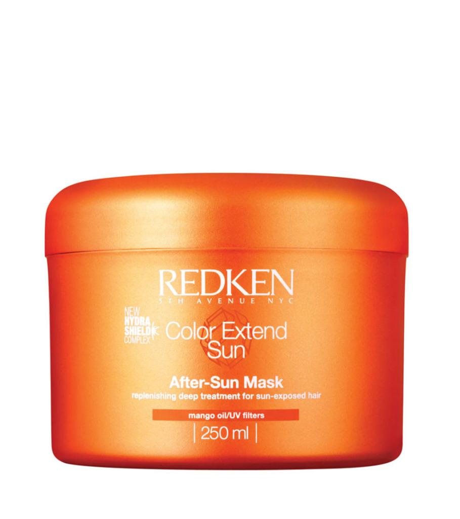 ... Redken Color Extend After-Sun Mask, nutritiva e idratante...