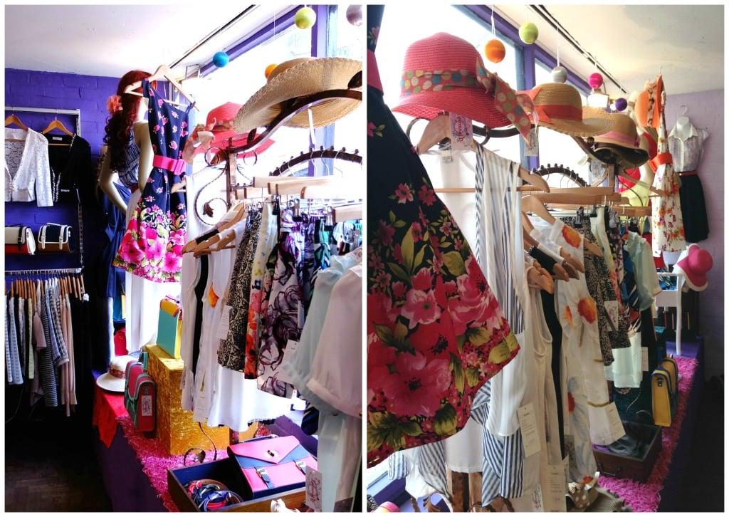 Terminal D: tantissimi anche i cappelli proposti, a testa larga o in stile retro, di paglia o con nastri colorati