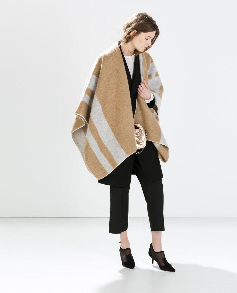 Una proposta Zara per l'Autunno/inverno 2014/15