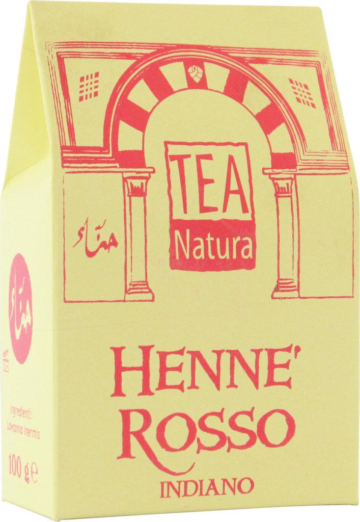 ... oppure da realizzare in versione più intensa con TEA Natura Henné Rosso 'Tiziano'