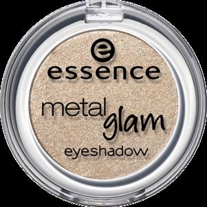 L'ombretto Essence Metal Glam è ideale per valorizzare gli occhi piccoli