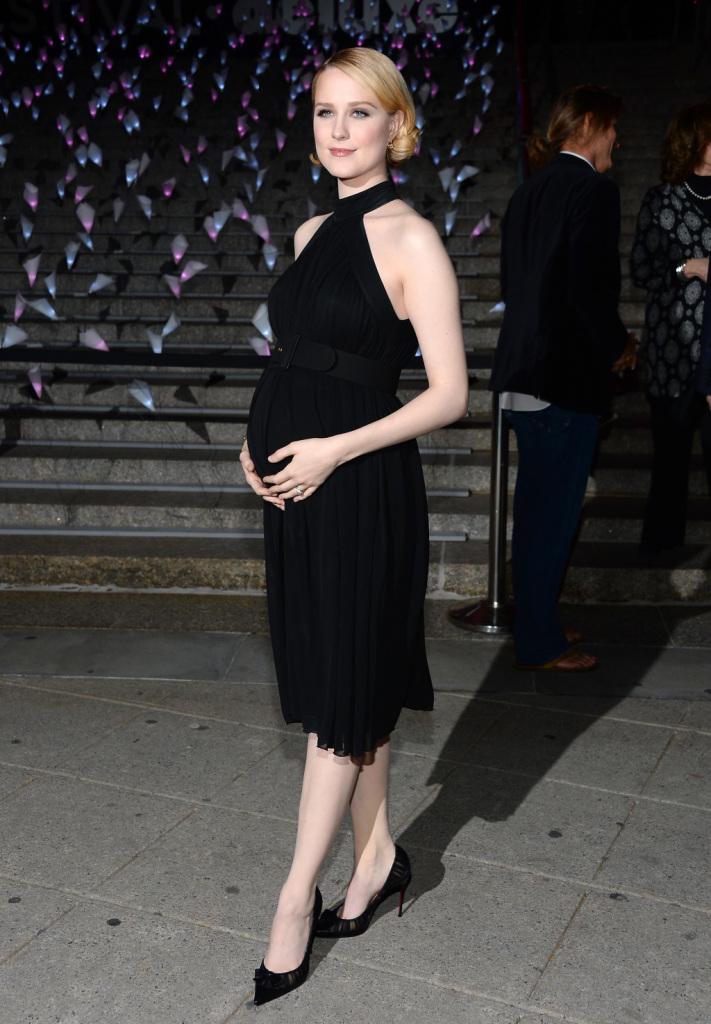 Evan Rachel Wood e le sue inseparabili Louboutin