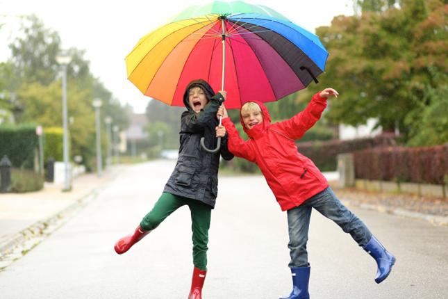 giochi in casa se piove