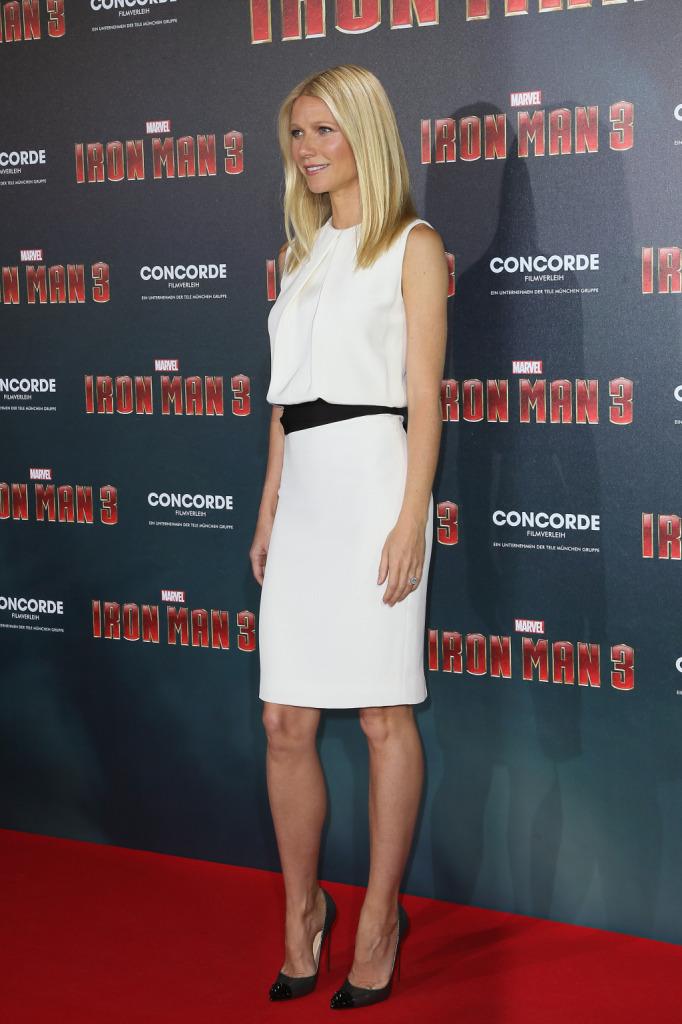 La sua passione per le Lou non è un mistero, sul red carpet e non: Gwyneth Paltrow