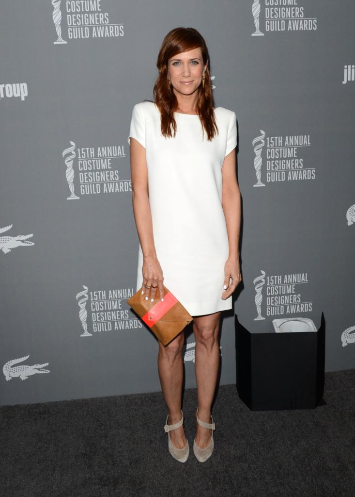 Kristen Wiig in Louboutin