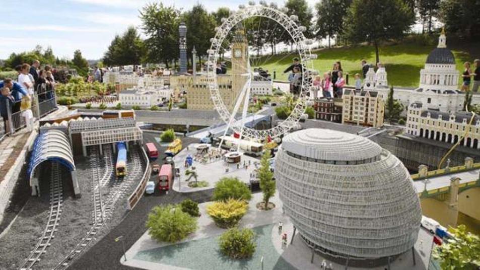 Legoland, Winsdor
