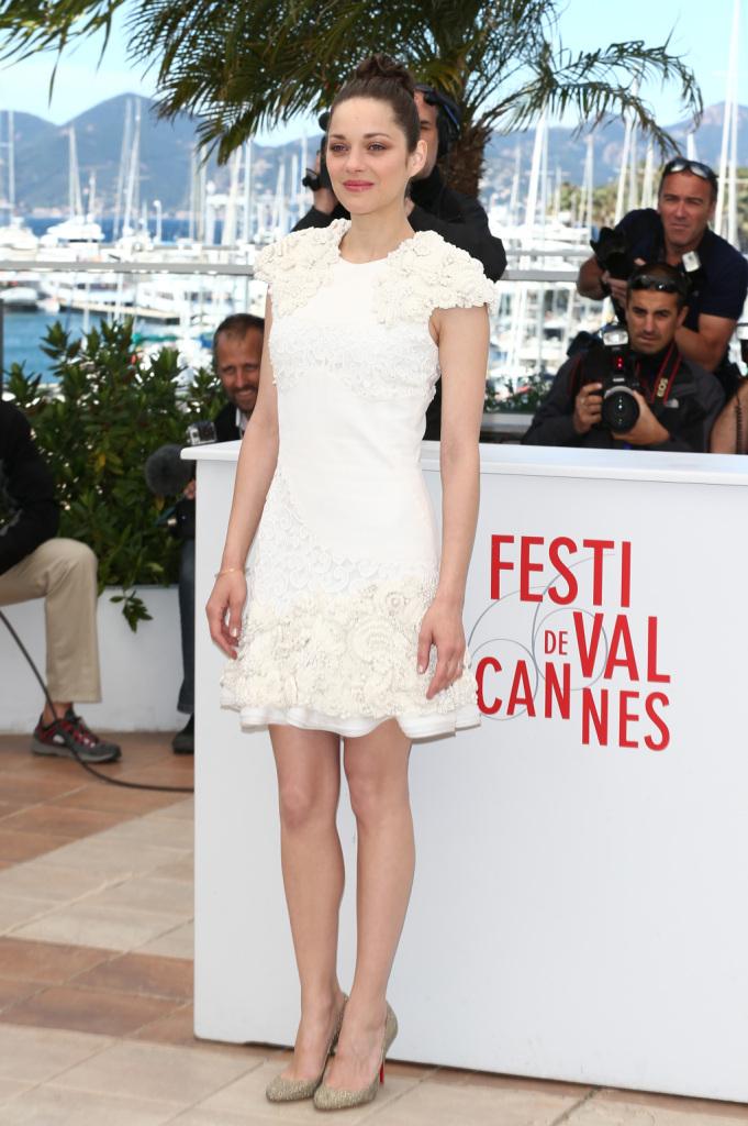 Marion Cotillard, Cannes, Louboutin: serve altro?