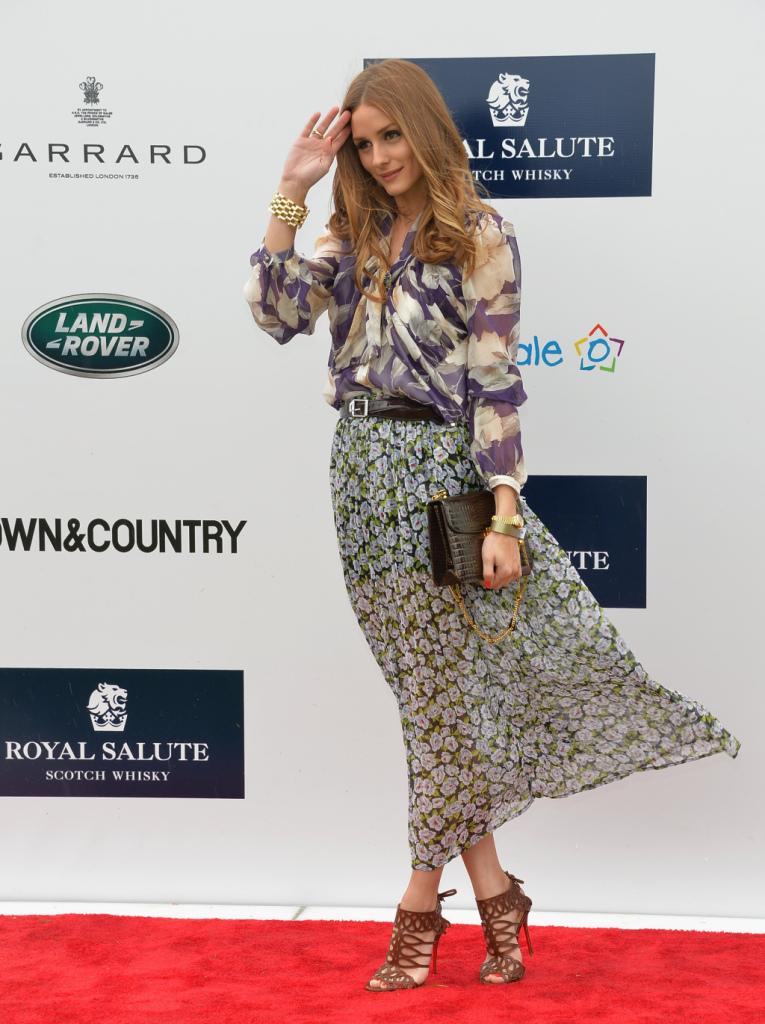 La fashion icon Olivia Palermo è senza dubbio una Louboutin-addicted