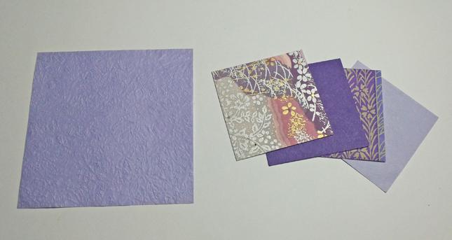 origami carta