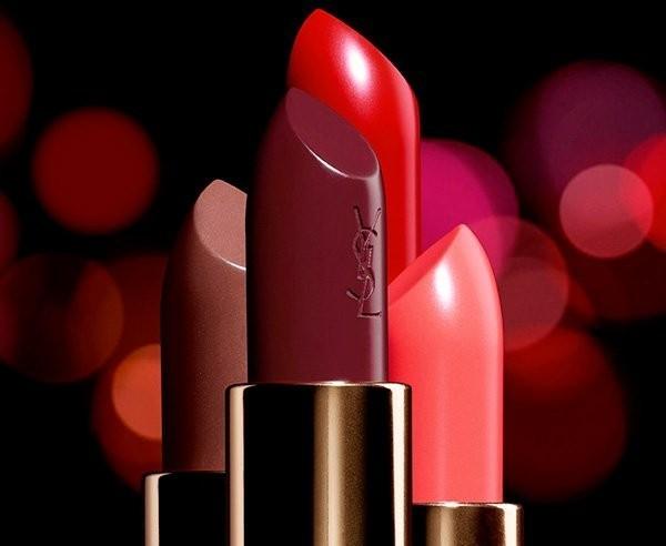 Rouge pur couture, la gamma di rossi YSL