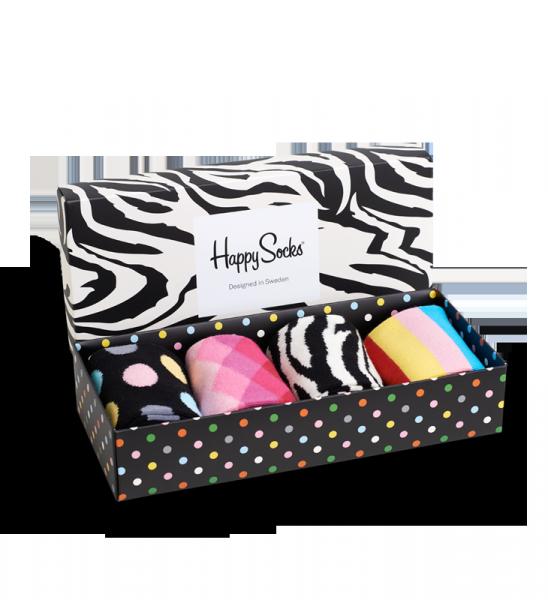 Zebra Holiday Box
