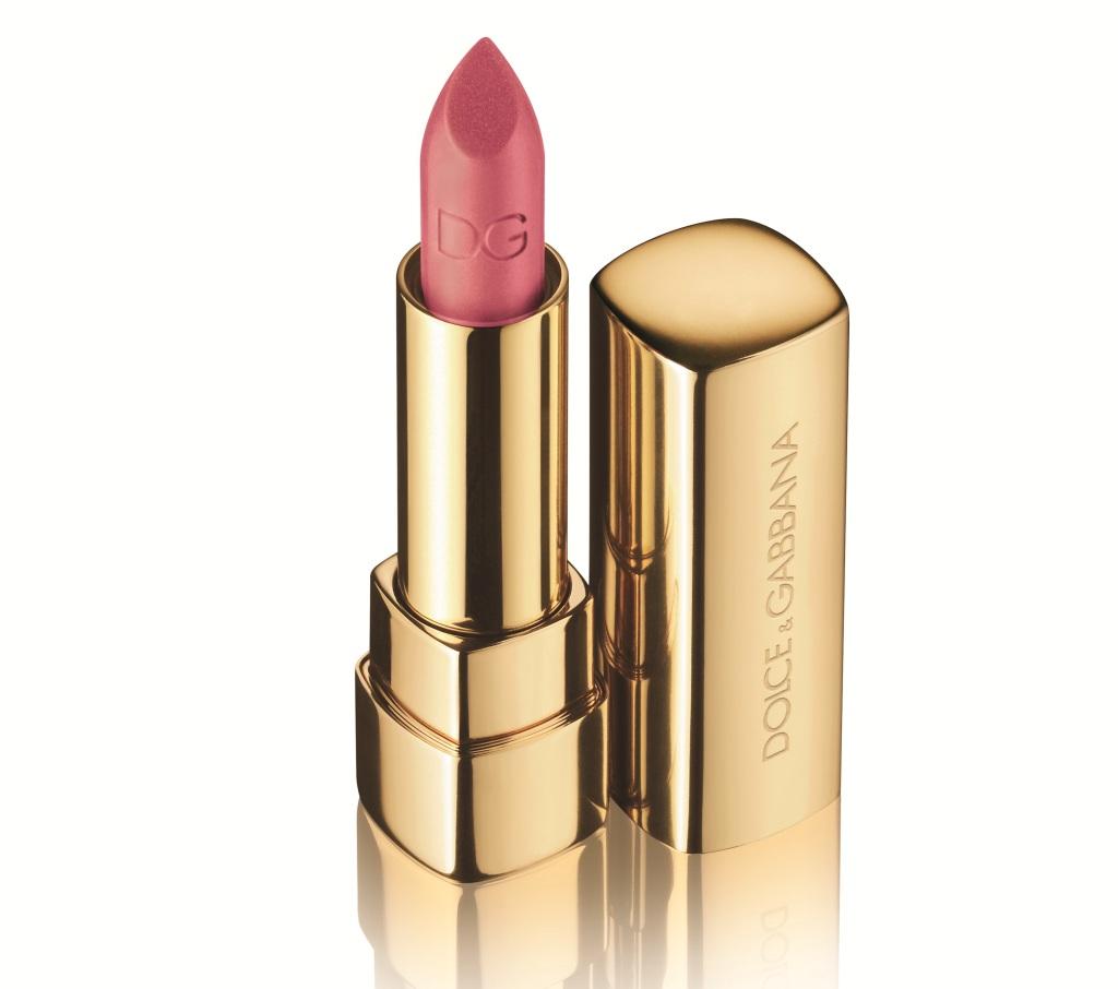 Elegantissimo e intenso il rossetto Shine Lipstick di Dolce & Gabbana