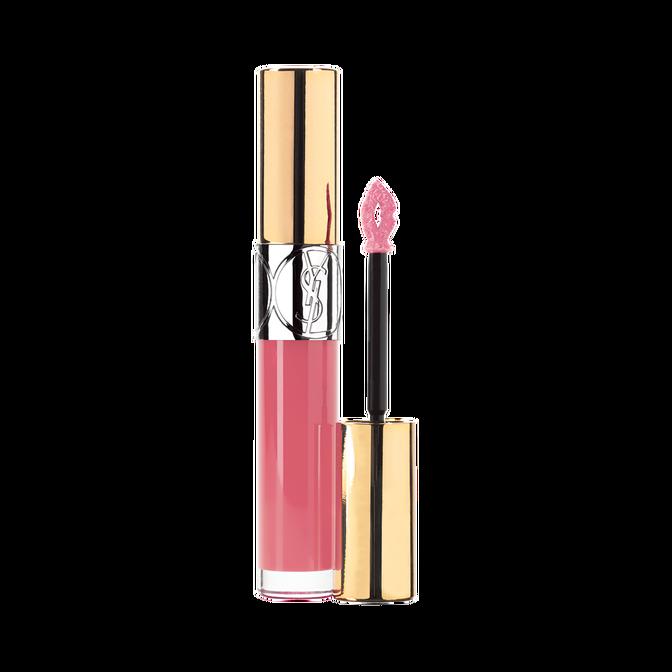 Labbra da baciare con Gloss Volupte di Yves Saint Laurent