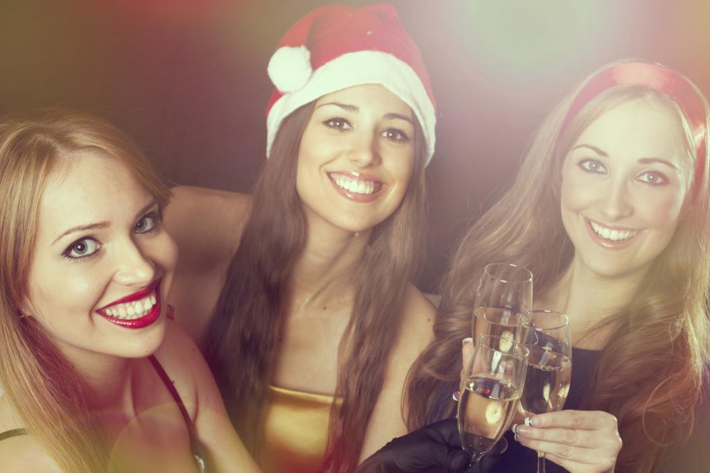 Natale tra amiche