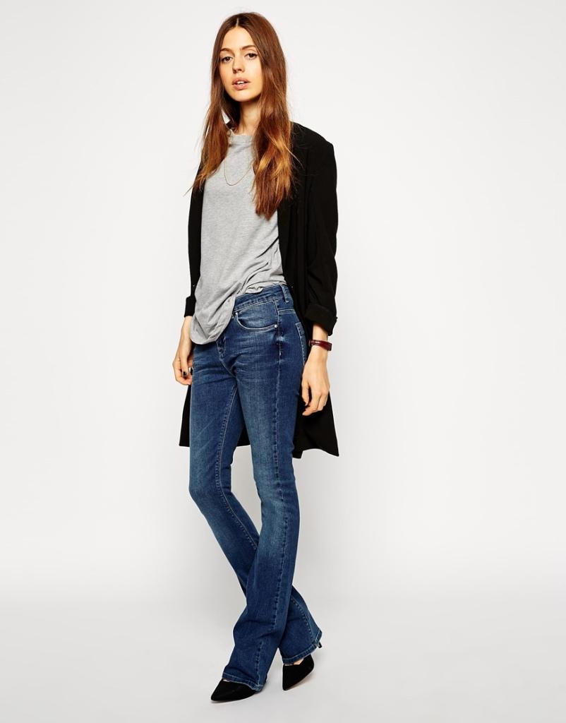 Ideali per giorno e sera i jeans dal lavaggio medio Asos