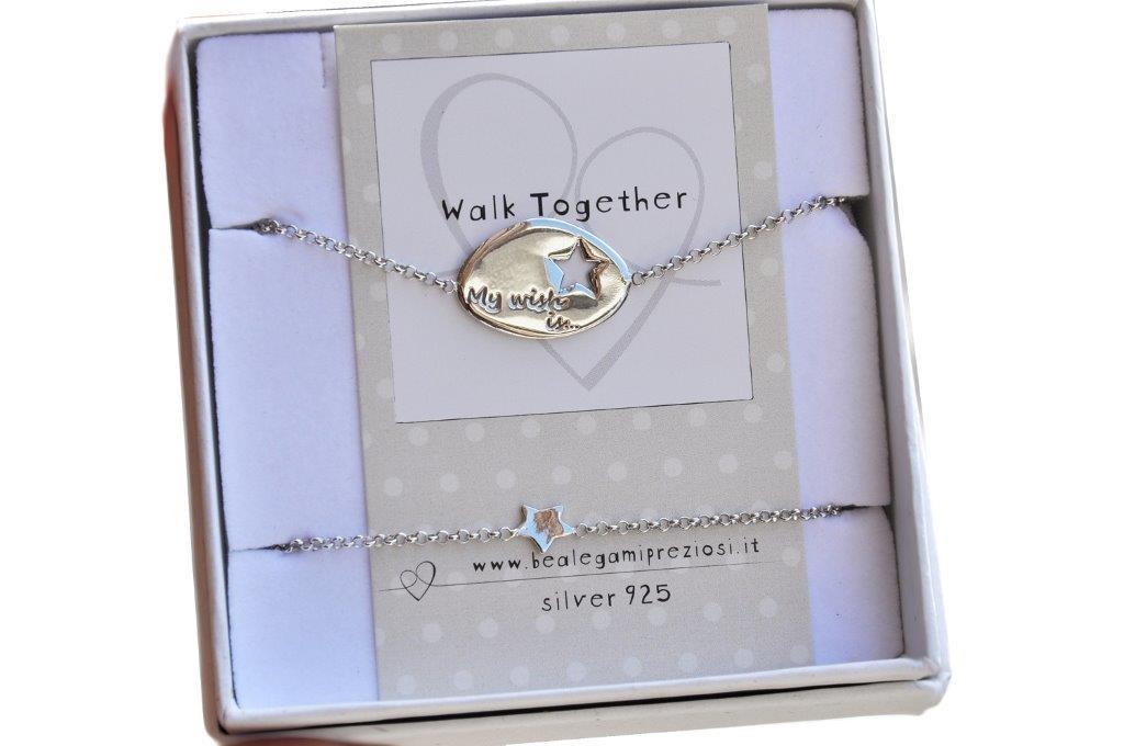 Walk Together, i gioielli di BeA si possono personalizzare, sono pezzi unici
