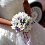 Bouquet gioiello di Rusticcreek via Etsy.