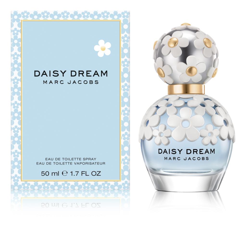 Fresco e delicato, Daisy Dream è l'ultimo profumo di Marc Jacobs Fragrances