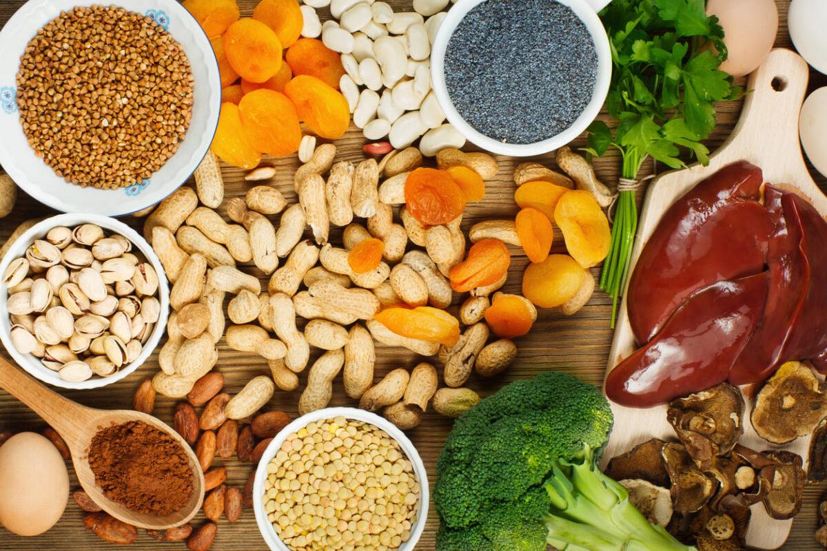 Ferro a cosa serve e in quali alimenti è contenuto
