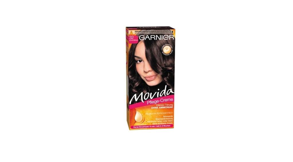 Garnier Movida è una tinta che si può utilizzare a casa e regala un effetto professionale