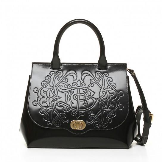 Handbag Auriga nera