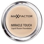Miracle Touch Liquid Illusion Foundation di Max Factor