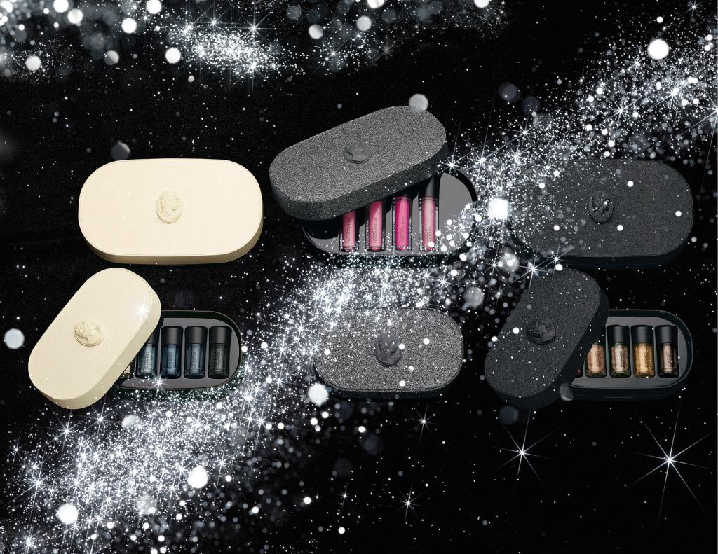 Si compone di glitter, pigmenti e lipglass la linea Objects of Affection