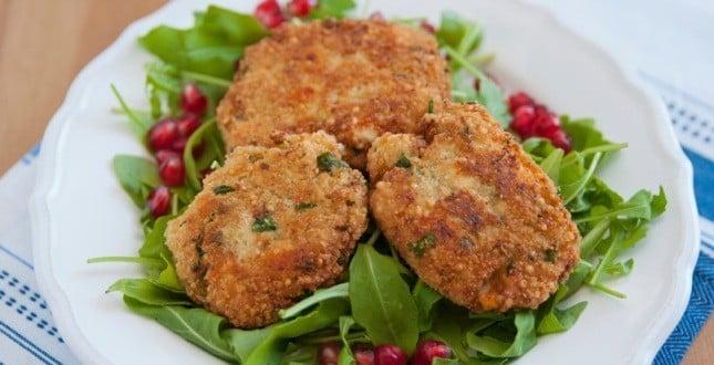 Polpette quinoa e zucchine, sfiziose e senza glutine