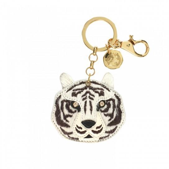 Portachiavi a forma di tigre