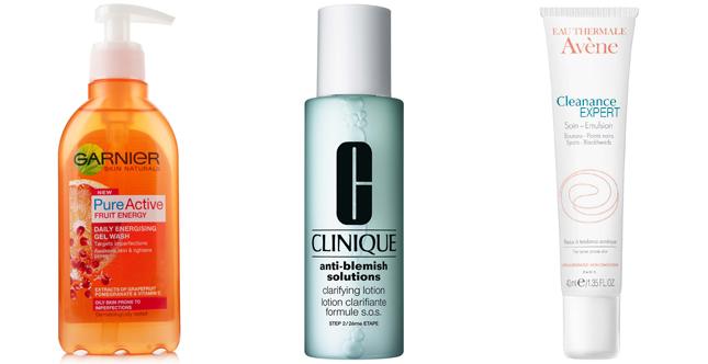 Detergenti, tonici, creme: i prodotti per la cura dell'acne per ogni tipo di pelle