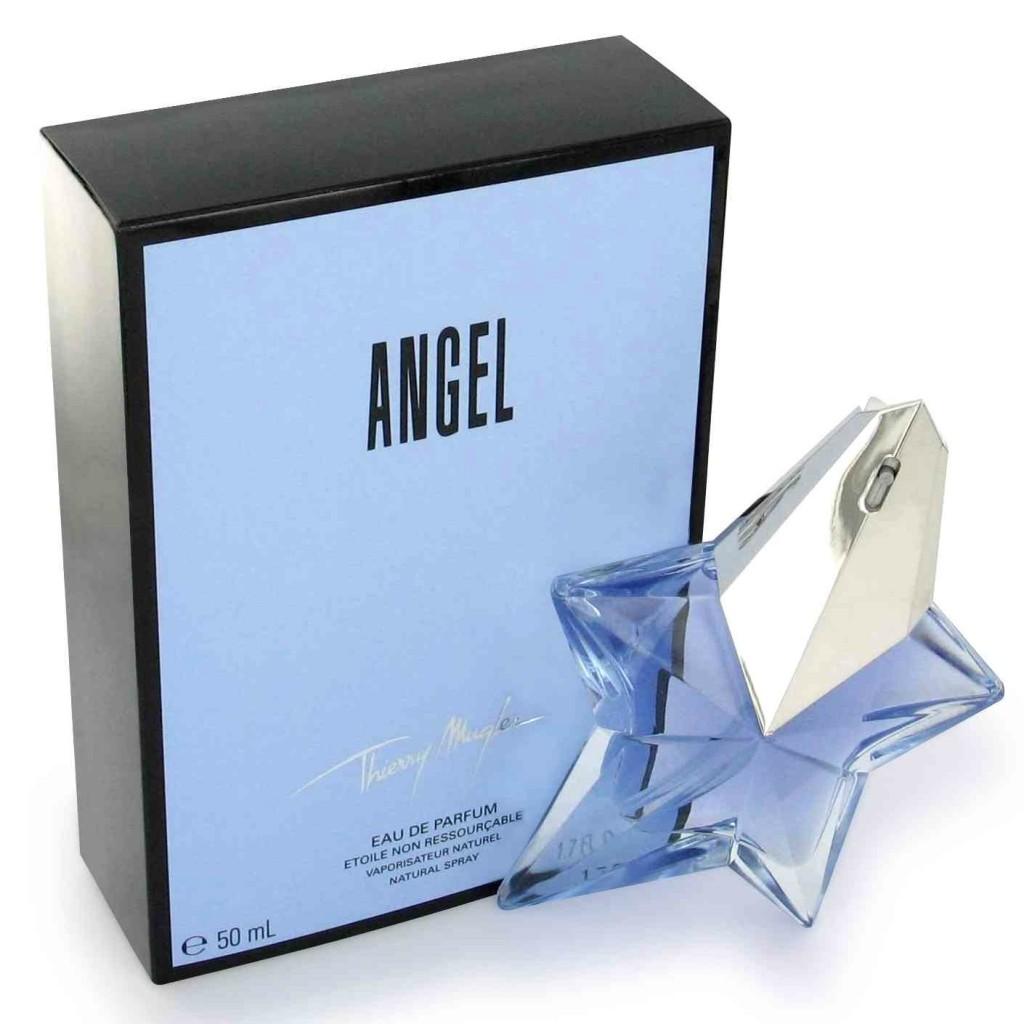 E' orientaleggiante e misterioso il bouquet di Angel by Thierry Mugler