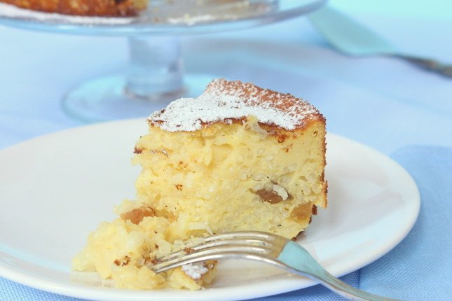 Torta riso senza glutine, una fra le torte più classiche in tutta Italia