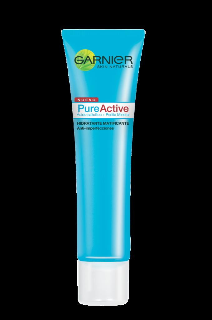 Garnier Pure Active Crema Idratante 24H Anti-Imperfezioni è ideale per ripristinare il naturale equilibrio dell'epidermide e contrastare macchie e cicatrici
