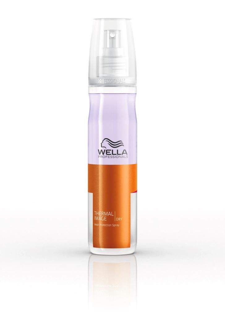 Wella Professionals Thermal Image è un termoprotettore da applicare prima di phon e piastra