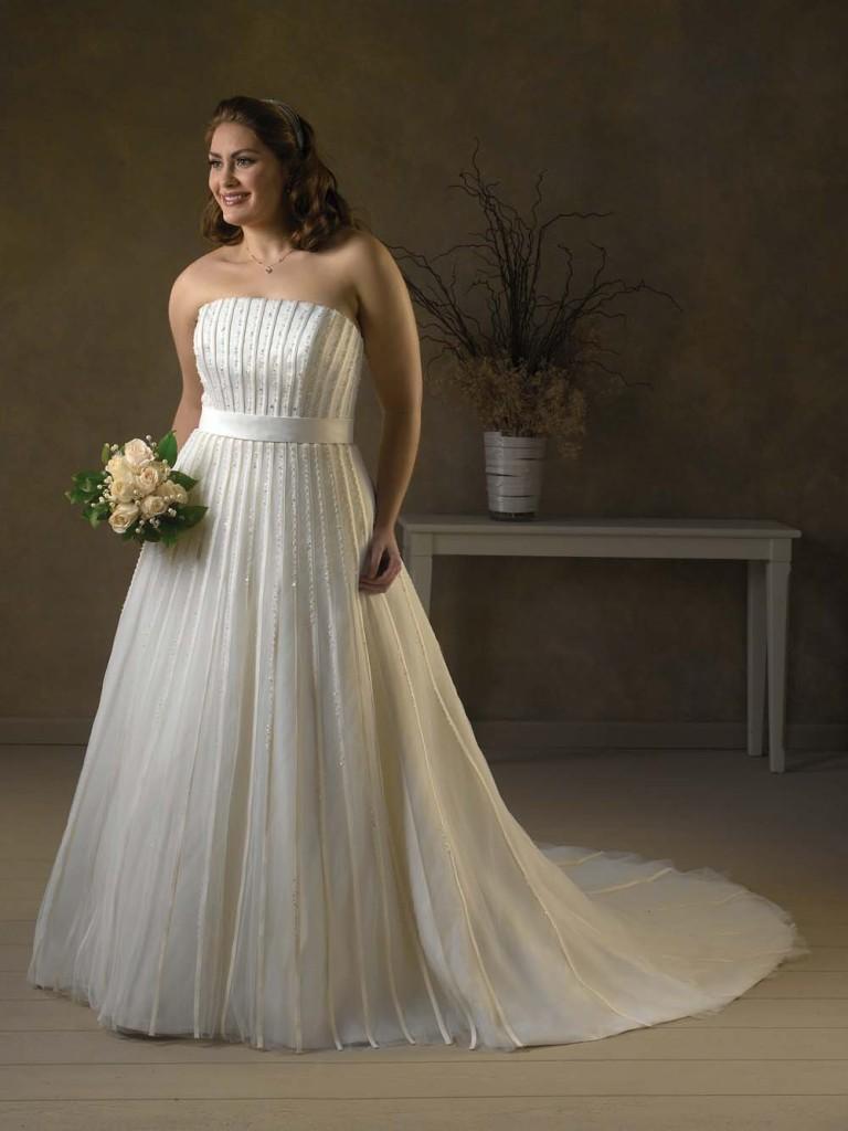 abito sposa in tulle e satin bianco perla con corpetto