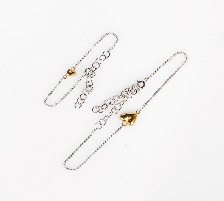 Legami che vanno oltre il tempo e lo spazio, i gioielli di BeA mamma/bebè