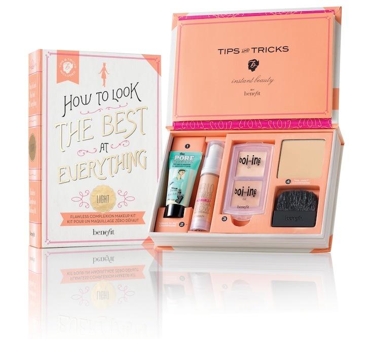 Packaging riorda un libro con all'interno tutti i segreti e le indicazioni per ricreare un look impeccabile. Prezzo 25,00 euro circa.