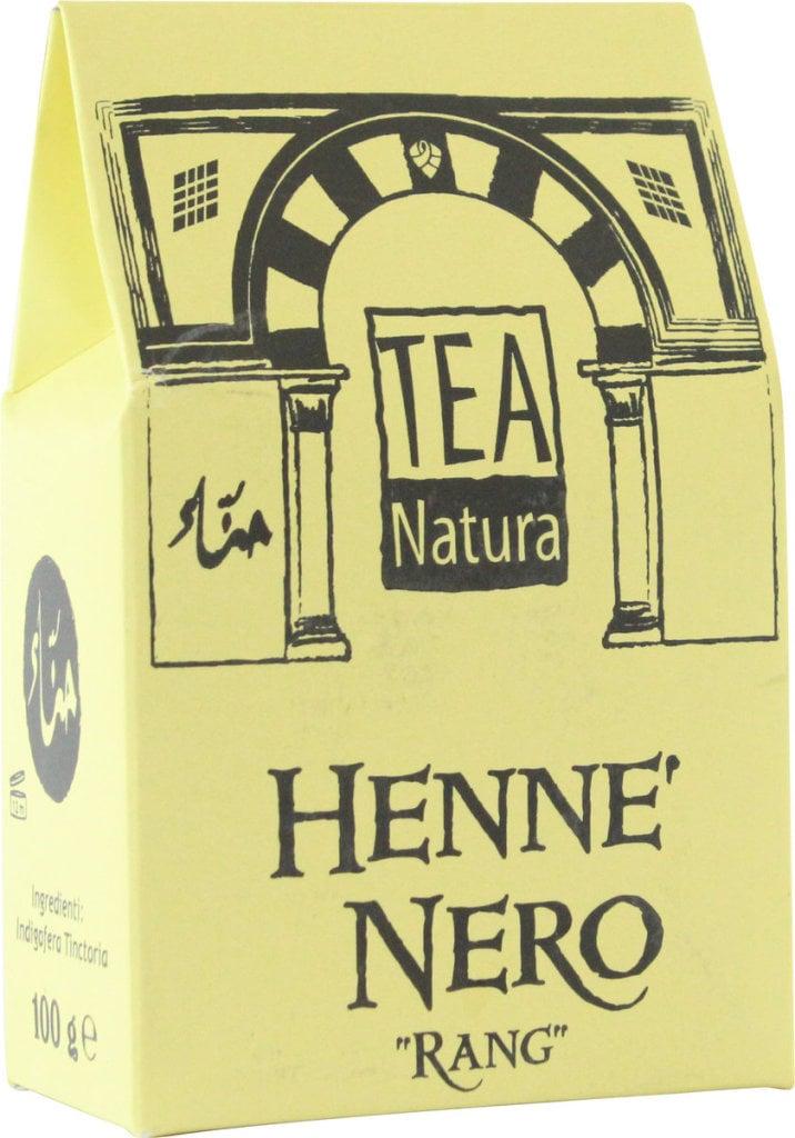 TEA Natura henné nero è pensato per ravvivare il nero naturale o scurire la chioma di alcune tonalità
