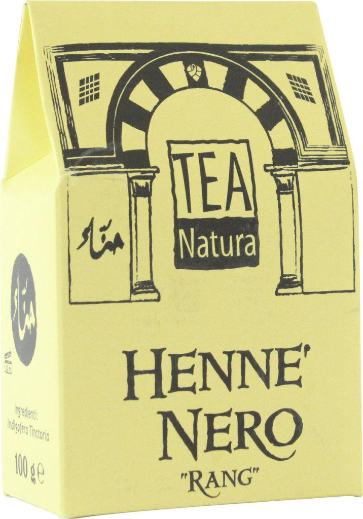 ... TEA Natura henné nero è pensato per ravvivare il nero naturale o  scurire la chioma di 22563b46bc01