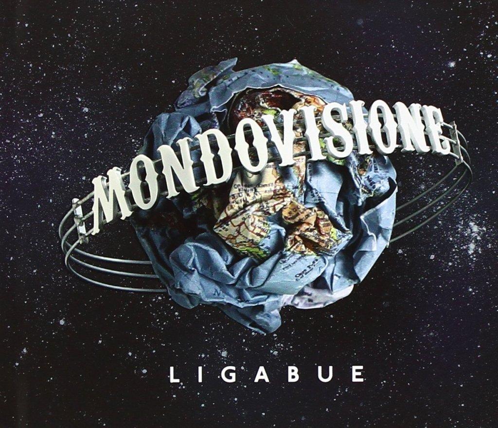 Cd musicale Ligabue Mondovisione