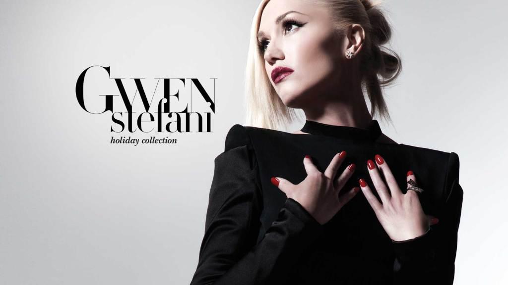 OPI ha realizzato con Gwen Stefani un'Holiday Collection