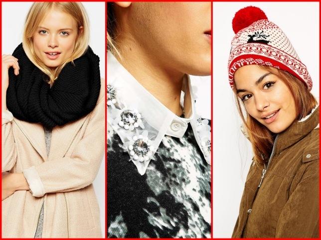 Una sciarpa, un caldo cappellino oppure un gioiello per impreziosire un outfit, questo natale i regali saranno rigorosamente low cost